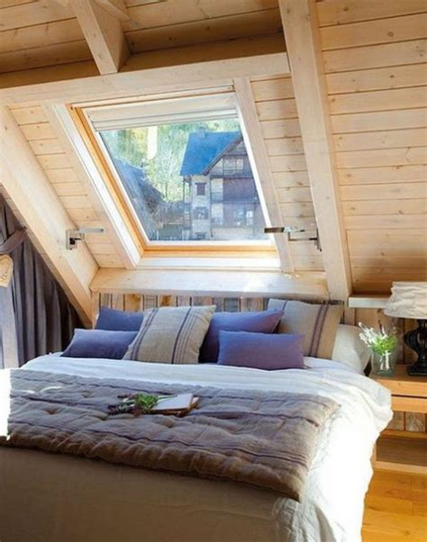 Cozy And Inviting Attic Bedroom Designs  Comfydwellingcom