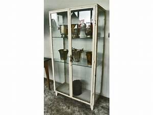 Vitrine Metall Glas : interieur vitrine metall ~ Whattoseeinmadrid.com Haus und Dekorationen
