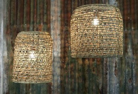 large rattan lampshade  sizes