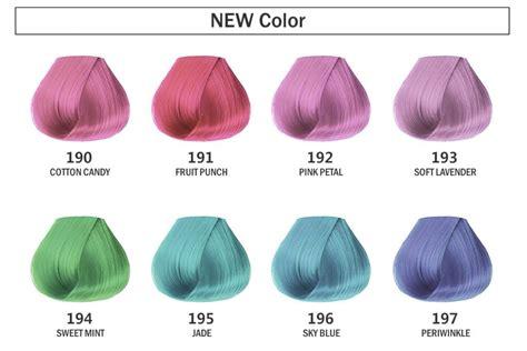Adore Semi-permanent Hair Color #114 Violet Gem