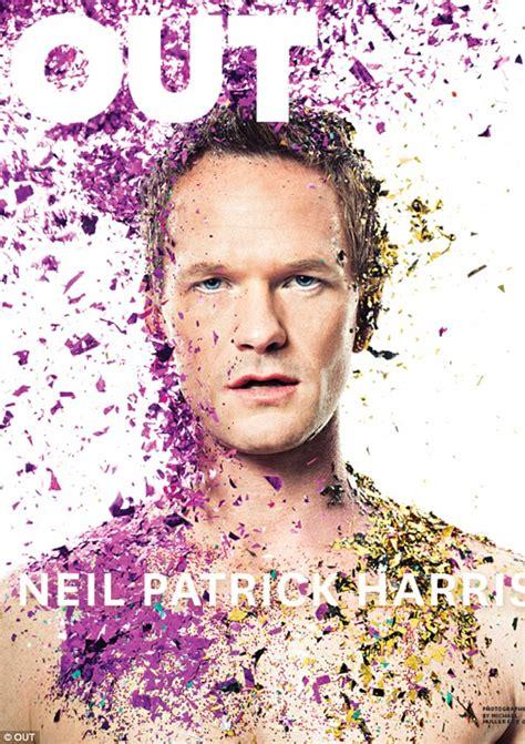 neil patrick harris graces  cover   magazine