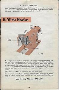 A Tale Of Two Quilters  Atlas Sewing Machine Manual