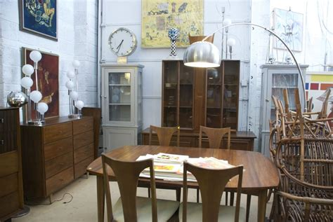 mid century furniture warehouse antiques    st