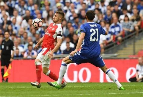 Arsenal v Chelsea The Emirates FA Cup Final (#13596410 ...