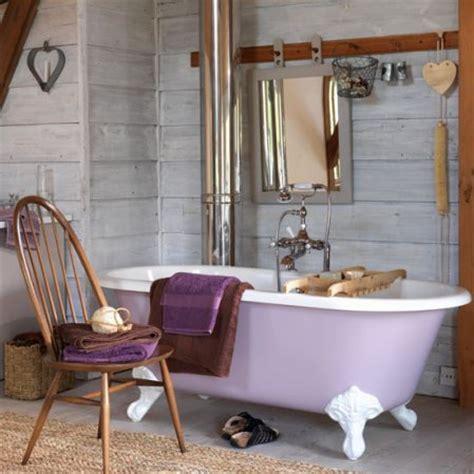 Country Bathroom Decorating Ideas  Interior Design