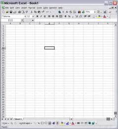 Blank Excel Spreadsheet Templates