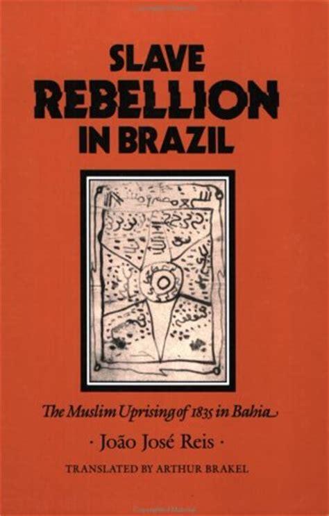 slave rebellion  brazil  muslim uprising