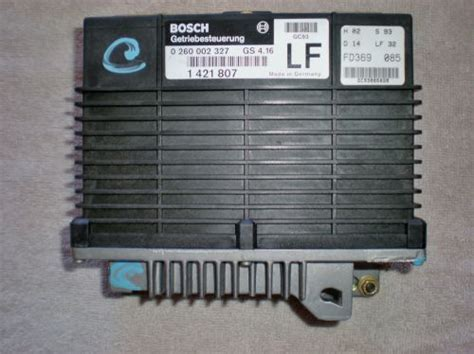 find bmw e36 bosch at egs 0260002327 code lf unit tcu 318i m42 sedan coupe motorcycle