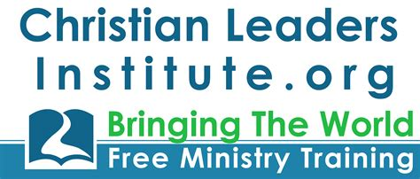 christian leaders alliance ministry training local
