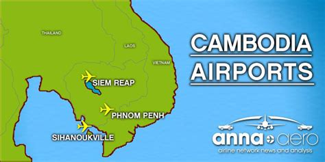 cambodia reports double digit passenger growth  sixth straight year