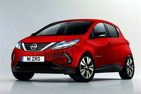 nissan mini car nissan considers new electric supermini to sit under the