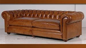 canape chesterfield en cuir italien With canapé chesterfield cuir