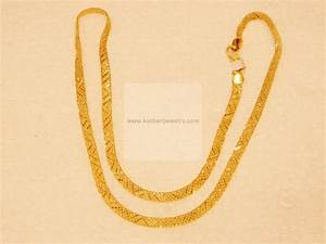 South Indian Gold Chain Designs For Women | www.imgkid.com ...
