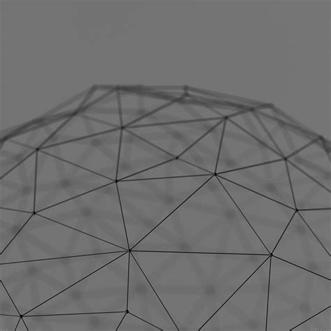 vd globe   art triangle gray pattern papersco
