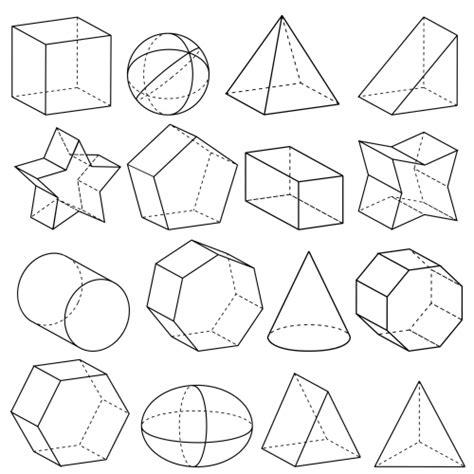 geometry  shapes kidspressmagazinecom
