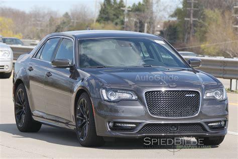 Chrysler 300 2016 Srt by Chrysler 300 Srt Could Return To Us In 2016 187 Autoguide