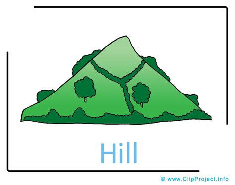 Hill Clipart Hill Free Clipart
