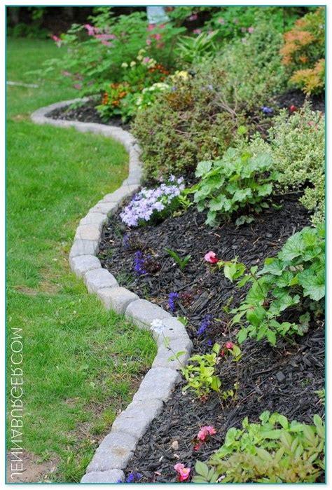 Gartenumrandung Aus Stein by Curved Garden Edging Stones Garden Detailing Garden