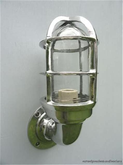 superb vintage style polished aluminium ship bulkhead
