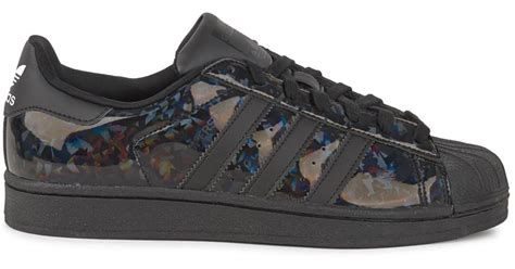 Adidas Originals Superstar Black Holographic