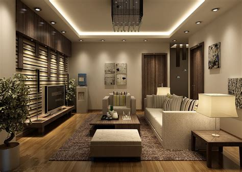 Feature Wall In Living Room