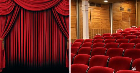 This Is Why The Seats And Curtains In Theatres Are Red Vertical Air Curtains Suppliers Duck Egg Blue Silk Curtain Fabric Curved Shower Rod Instructions Tension Target High Quality Pleated Box Pleat Calculator Black Eyelet 46 X 54 Hot Pink Ruffle Panels