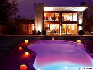 Eclairage Exterieur Piscine : l 39 clairage ext rieur ~ Premium-room.com Idées de Décoration