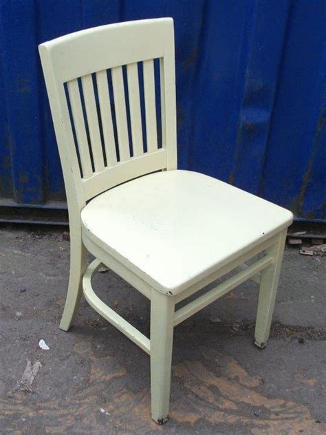 shabby chic cafe furniture secondhand chairs and tables stacking chairs