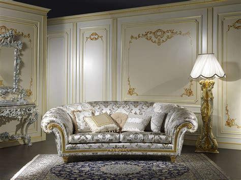 salotto  stile classico palace vimercati meda