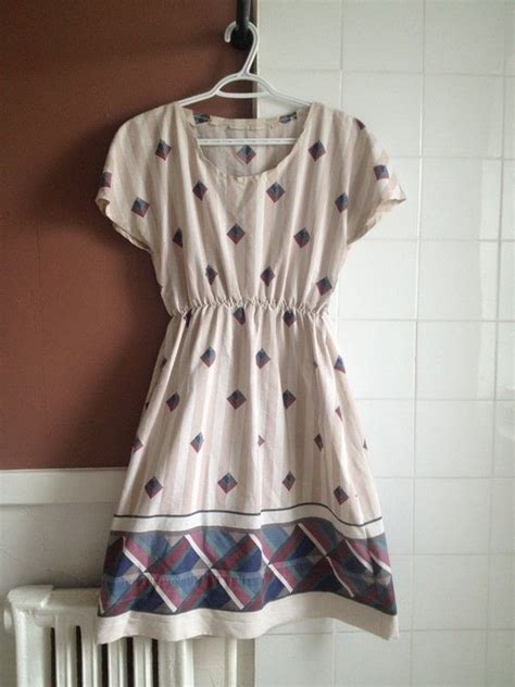 bedsheet dress   recycle  sheet dress