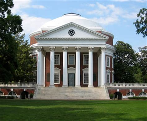 Jgwa Architects  University Of Virginia