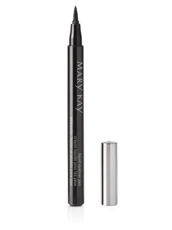 mary kay liquid eyeliner  mk black