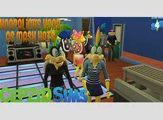 Koopalings Head As Mask Hats SimsWorkshop