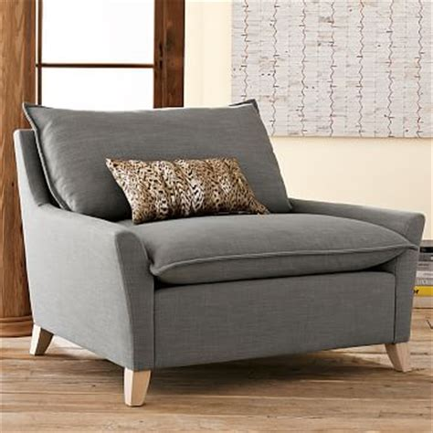 bliss  filled chair    west elm
