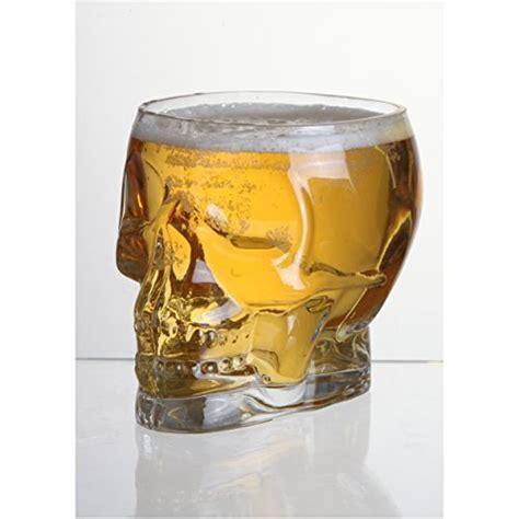 Coffee Cups & Mugs Glass Skull Shaped Decorative Vase