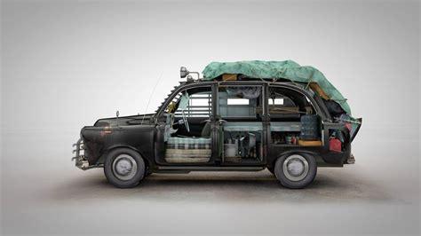 zombie survival vehicle vehicles apocalypse survive drive attack kit core77 auto keeffe mods rickshaw donal response pimped designs station via
