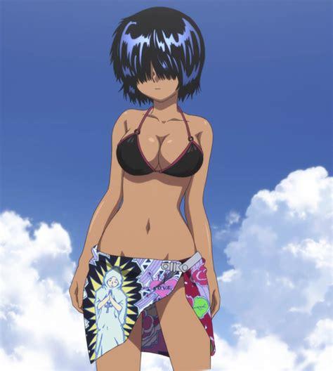 Mysterious Girlfriend X Wallpaper Nazo No Kanojo X Urabe Full Bikini Shot By Gamera68 On Deviantart