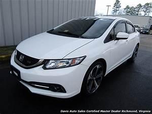 2014 Honda Civic Si Sport Manual