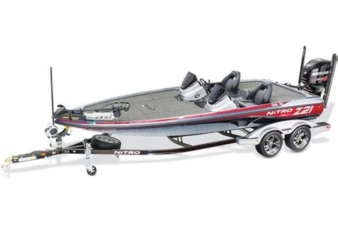Tracker Boat Trailer Steps by 2016 Nitro Z21 Is Here