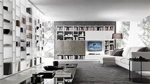 Wohnzimmer Italienisches Design : ultra moderne dnevne sobe ~ Markanthonyermac.com Haus und Dekorationen