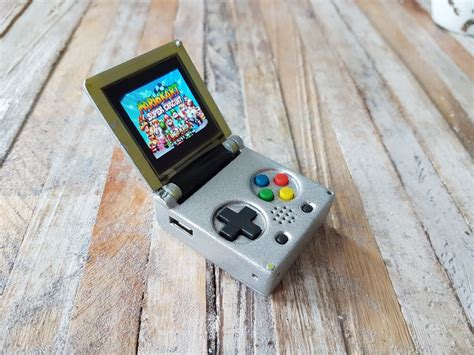 Emulation Console by Keymu An Emulation Console For Your Keychain Hackster