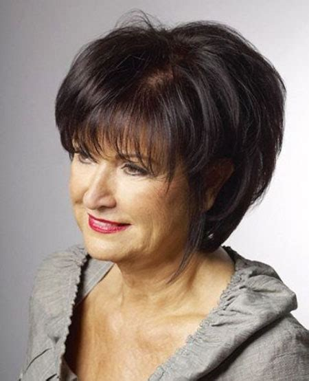 23 Short Haircuts for Older Women Short Hairstyles