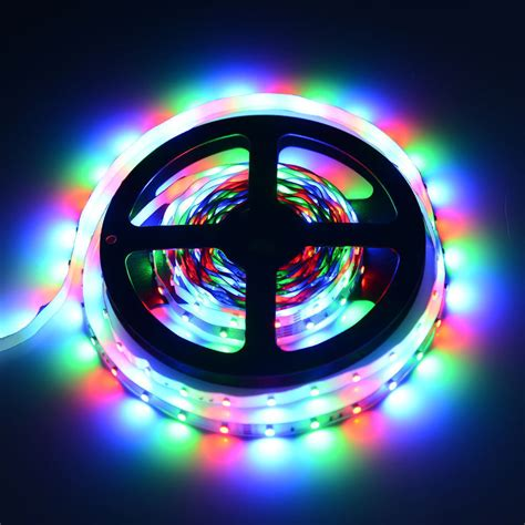 Multi Color Smd Rgb Led Flexible Strip