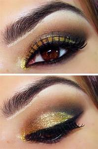 Christmas Party Makeup | makeup | Pinterest