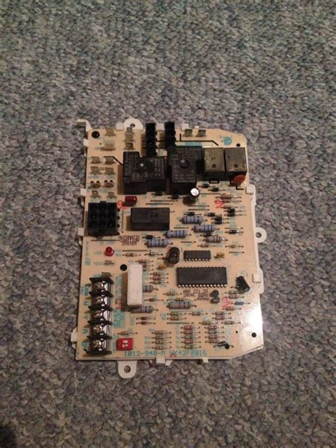 Carrier Bryant Payne Hkfz Furnace Circuit Board With