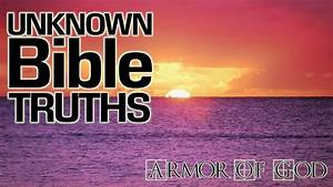 Armor of God - Unknown Bible Truths - YouTube