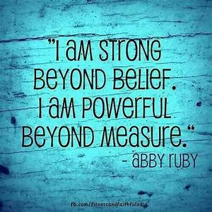 I Am Strong Quotes. QuotesGram
