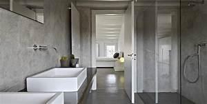 Revetement Mural Salle De Bain : salle de bain diffusion sol mur ~ Edinachiropracticcenter.com Idées de Décoration