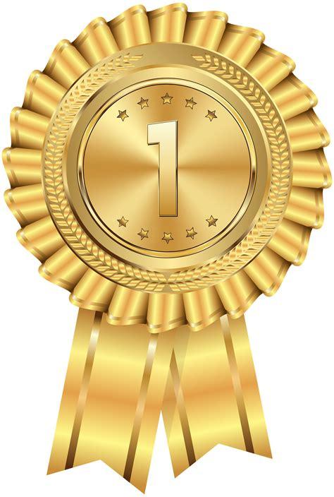 Gold Medal Transparent PNG Clip Art Image | Gallery ...