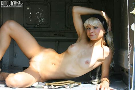 Military Girl Sveta By Amour Angels Erotic Beauties